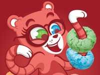 Cereal Characters: Lupe the Lemur