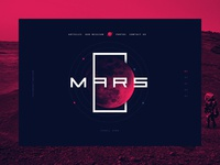 Mars Website