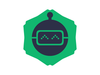 Peacebot. Logo Design.