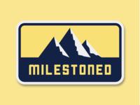 Milestoned sticker (Sticker Pack #1)