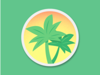 Palms (Sticker Pack #1)