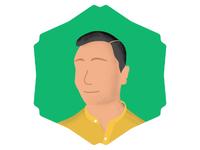Personal avatar.
