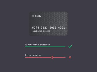 Flash Message (Success/Error) Ui