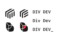 Logo Exploration for Dev Blog
