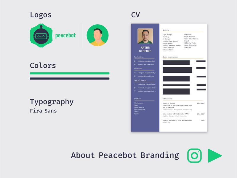 Personal Branding (Part 2) ui designer illustrator logodesigner bright minimal personal branding branding marketing digital marketing personal growth tipstricks designtip