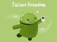 Techno freedom