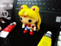 Sailor Moon Custom Funko Pop Toy
