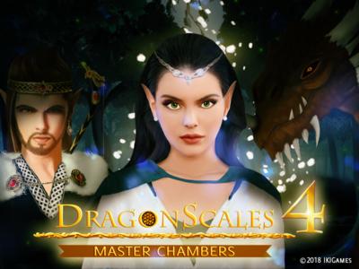 DragonScales 4's Promotional Artwork digital art artwork promotional scales dragon videogame