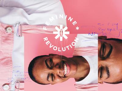 Feminine Star Revolution Branding