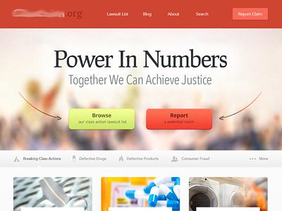 Legal Site Concept wip design web design ui design interface legal law website clean almost flat simple web
