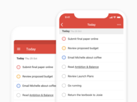 Todoist Checkboxes