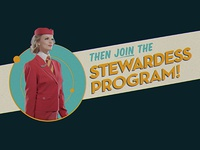 Stewardess Program