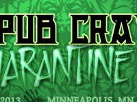 Zombie Pub Crawl Website