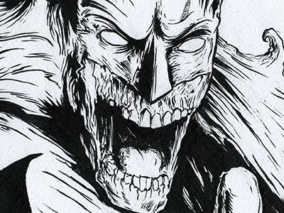 Og 2015 batman zombie