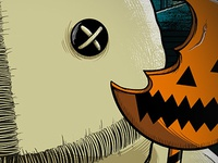 Trick R Treat Detail