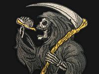 Patch drinkin reaper