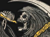 Drinkin Reaper Patch