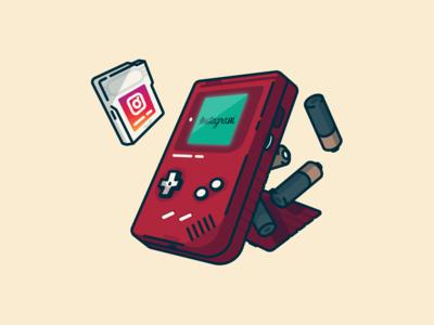 Gameboy Getup