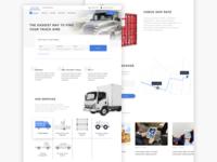 Cargo Website