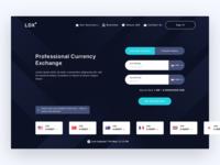 LDX Landing Page