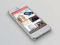Thrift ios app