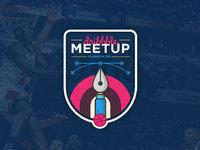 Dribbble meetup big