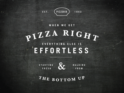 Pizza Type