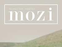 Mozi magazine   august 2013 cover