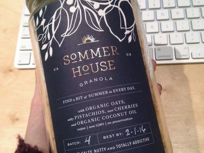 Sommer House Granola