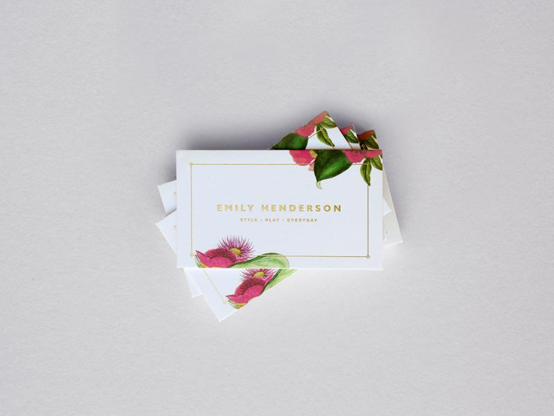 Открытка визитка для цветов оригинально необычно