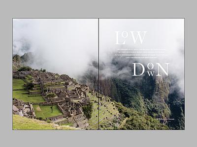 Mozi Travel typography layout mozi publications magazine photography travel