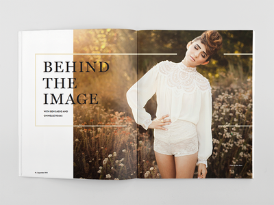 Behind The Image typography publications magazine mozi