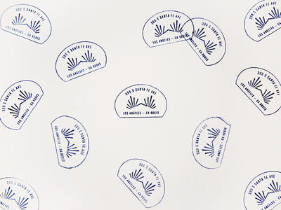 Westbound Stamp