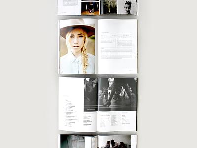 Mozi Magazine editorial publication mozi photography print layout magazine