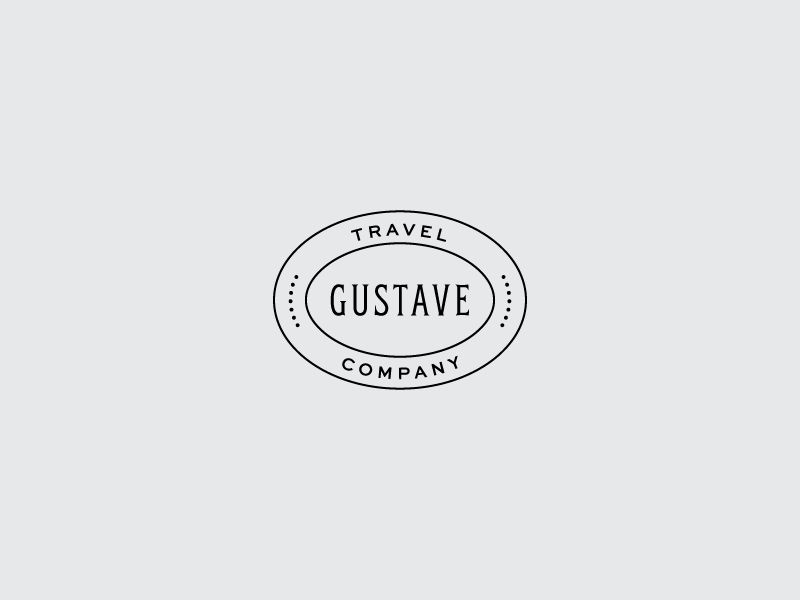 Gustave stamp