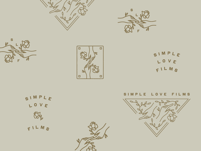 Simple Love Films Branding