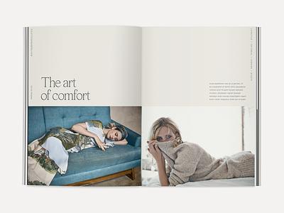 Lookbook lookbook print booklet brochure magazine publication promo photography