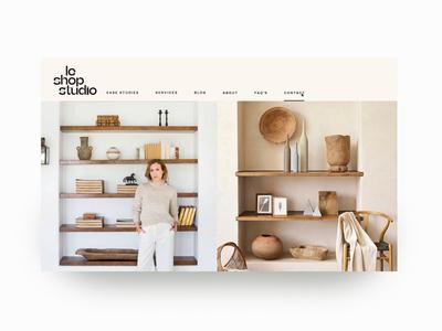 Le Shop Studio Website