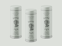Rose Tea Packaging