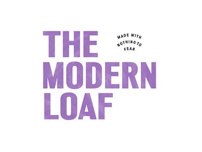 Bread Branding texture purple typography tagline wordmark logo brand identity branding
