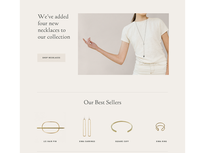 Ellen Mote Website