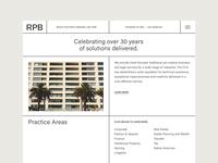 RPB Website