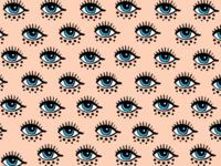 Eyes for eyes pattern