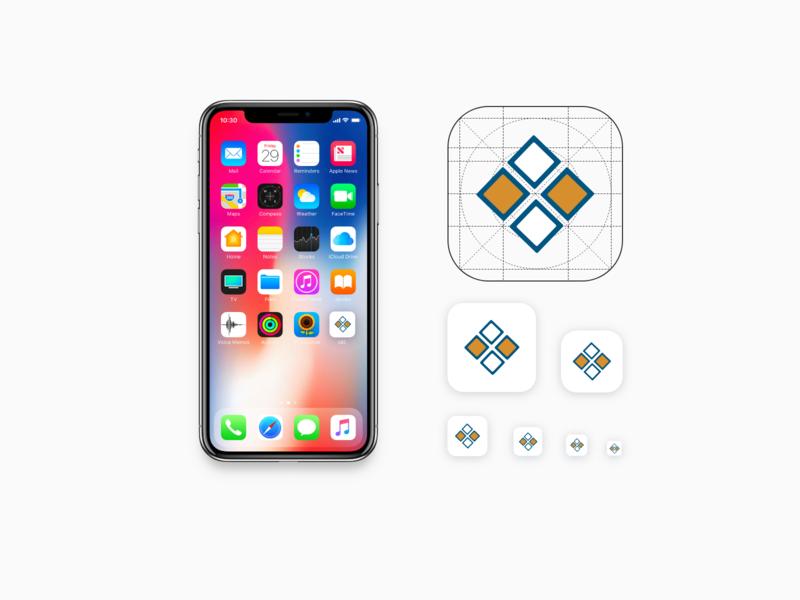 Logo Design for Client app icon designers app icon design mobile icons mobile uiux mobile ui mobile app website app icon typography web logo flat design branding ux ui
