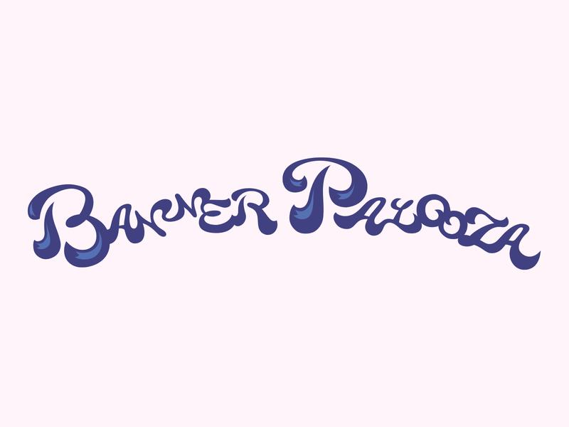 2010 BannerPalooza Logo