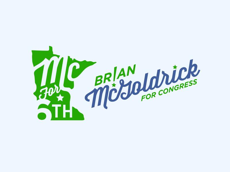 2012 Brian McGoldrick Campaign Logo