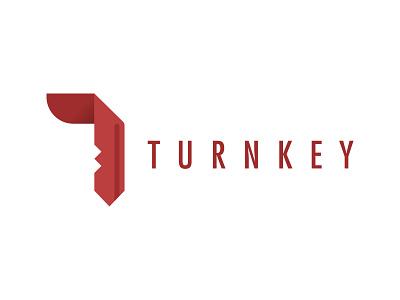 2014 Turnkey Logo logo branding