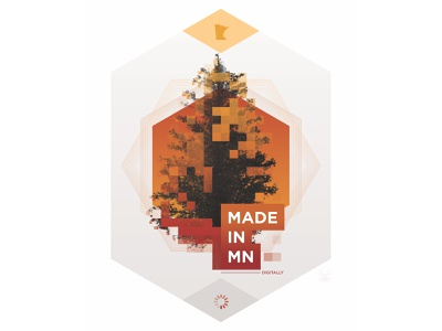 2015 Made in MN minnesota design