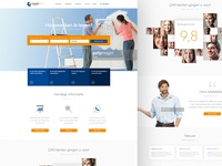 Corporate website v2