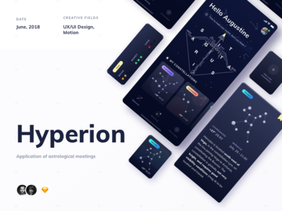 Hyperion - Astrological Meetings 💫